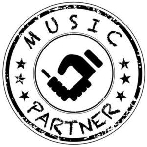 Music Partner logo