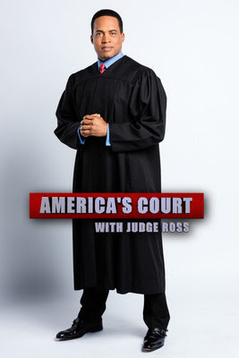 Judge Kevin Ross, host of AMERICA'S COURT WITH JUDGE ROSS