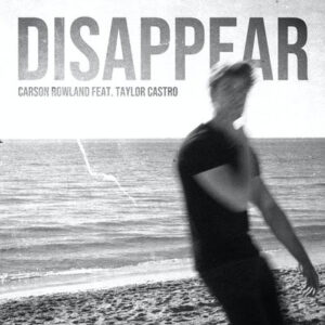 disappear official cover art