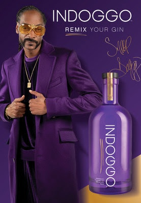Twenty-five Years After the Smash Hit 'Gin and Juice,' Snoop Dogg Finally Creates His Own – INDOGGO GIN: A Juicy Gin With Laid-Back California Style