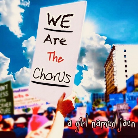 we are the chorus cover art