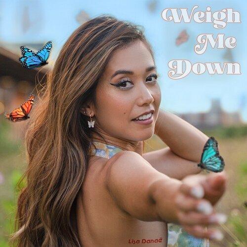 lisa danae weigh me down cover art