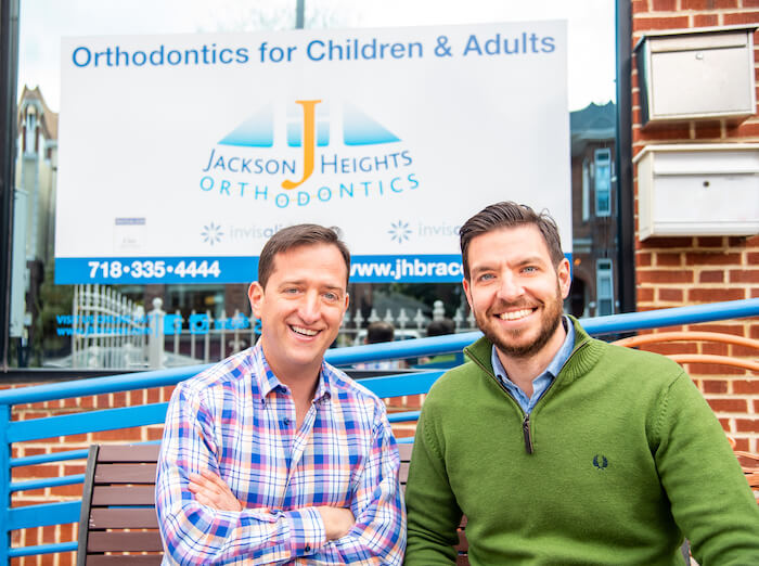 "Meet Dr. Seth Newman and Dr. Efstathios ""Steve"" Giannoutso"