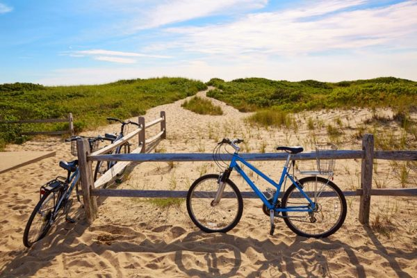 Biking Cape Cod