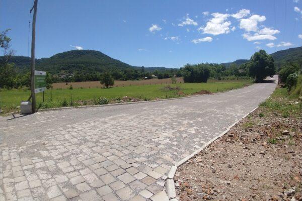Município conquista recurso para pavimentação de quatro ruas