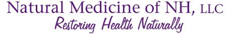 Natural Medicine of NH – Dr. Lisa Klasman – Naturopathic Doctor in Salem and Nashusa Logo