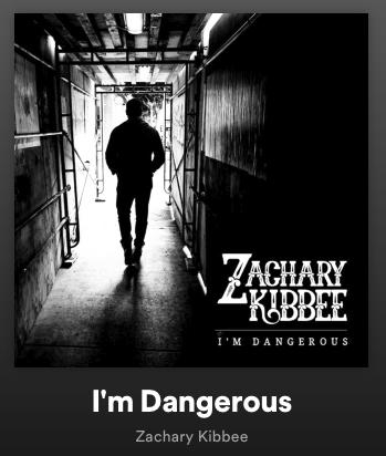 Zach Kibbee Album