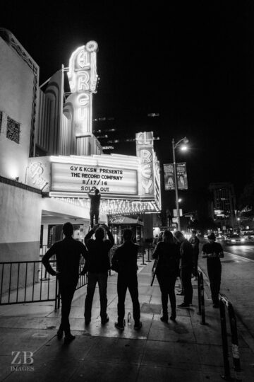 The Record Company at The El Rey