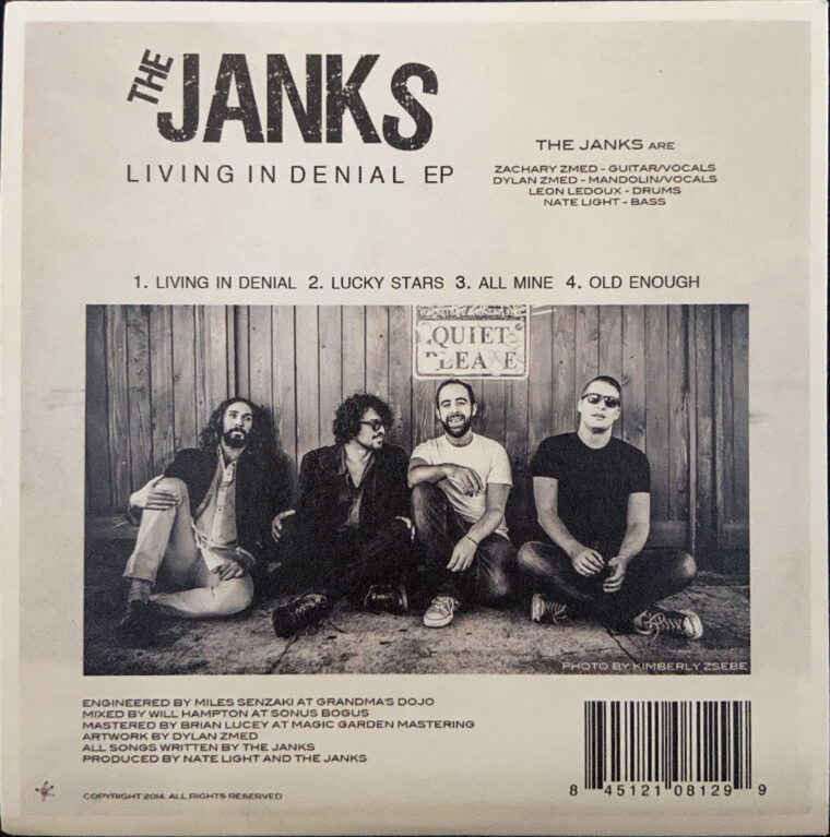The Janks album