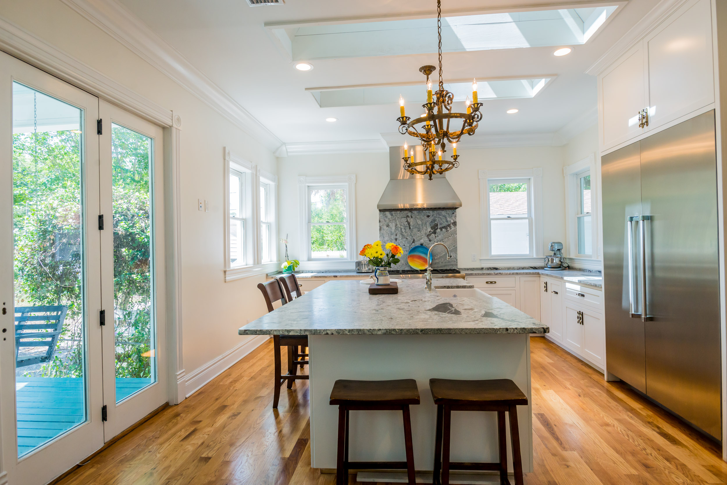 May Custom Home - Kitchen Remodel
