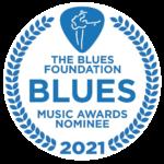 2021 Blues Music Award Nominee