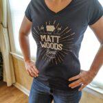 Matt Woods Band MERCH!
