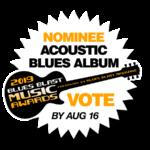 2019 Blues Blast Music Award Nominee