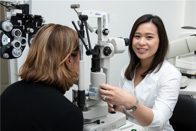 dr. mark cassandra optometrist newton ma