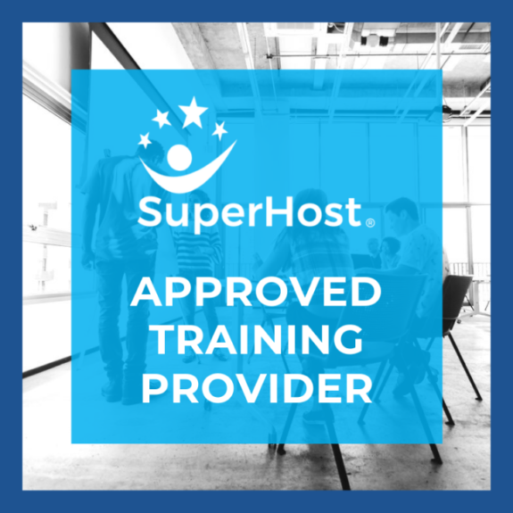 SuperHost Approved Training Provider