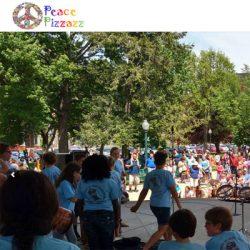 Peace Pizzazz