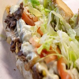 American Cheesesteak Supreme