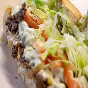 American Cheesesteak Supreme