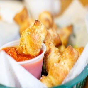 Garlic Bread Knots