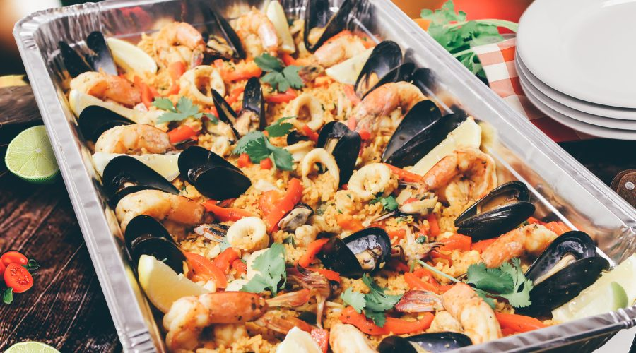 Photo of Mexican Seafood Paella