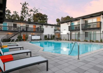 Parsons Apartment Swimming pool