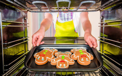 A Little Holiday Appliance Maintenance Can Make the Season Sparkle
