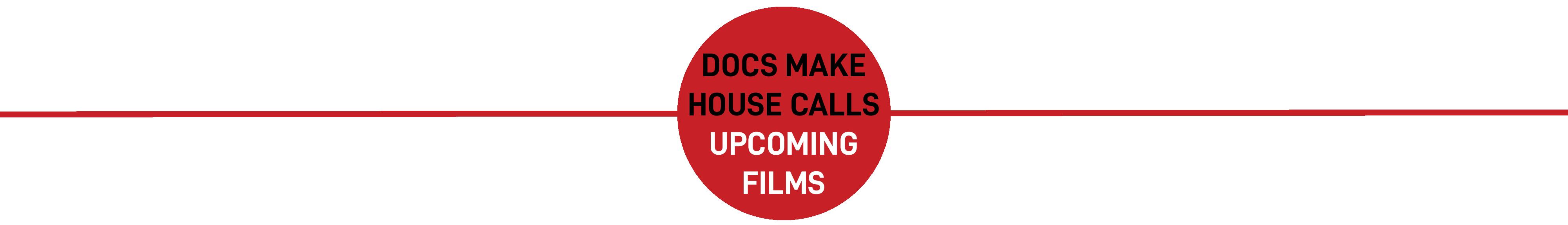 DMHC Upcoming Films Sebastopol film festival