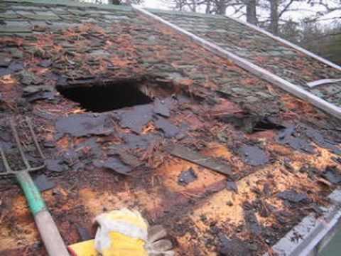 Roofing Surprises?
