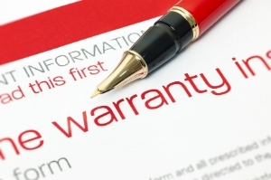 Warranty form in San Jose
