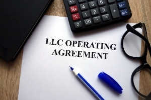 An LLC Operating Agreement in San Jose