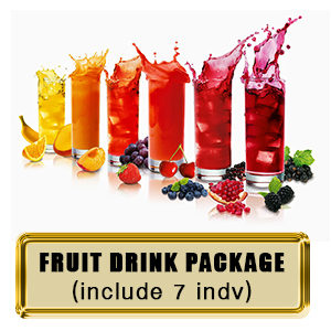 Fruit Drink Package