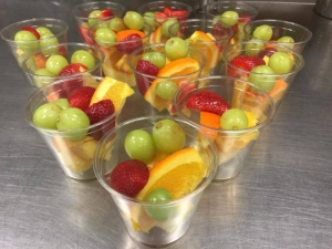 We Cater Fundraisers, Corporate Events, Military Ceremonies, Weddings & More