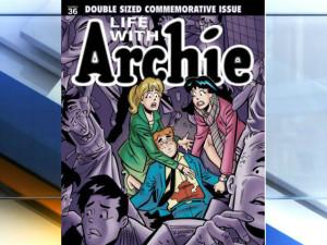 Courtesy of Archie Comics, Inc.