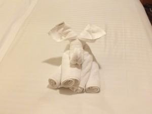 Towel Elephant!