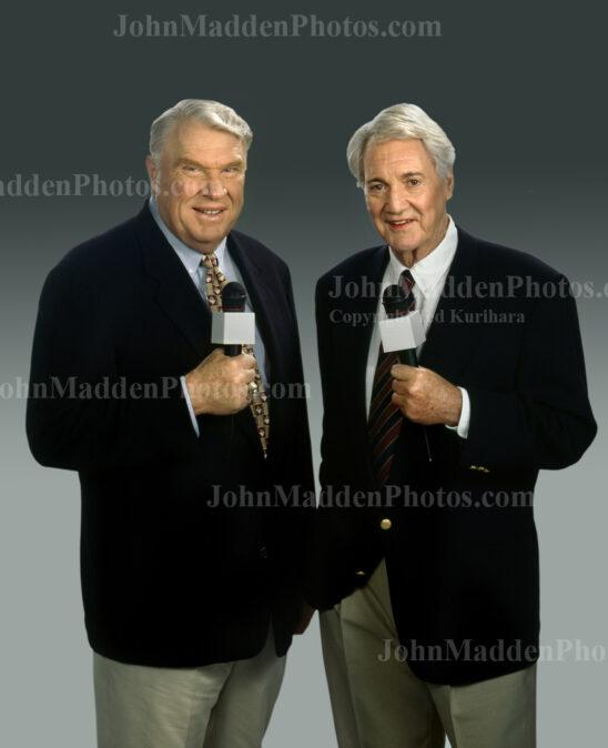 John Madden and Pat Summerall w_4355-072e