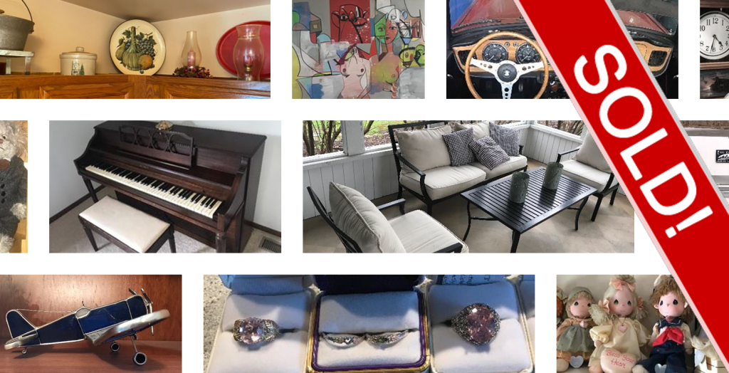 Photos from our previous estate sales in and around the Crystal Lake, Illinois area.