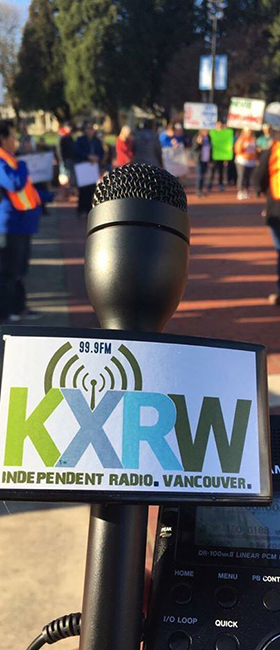 KXRW Live Interviews Photo
