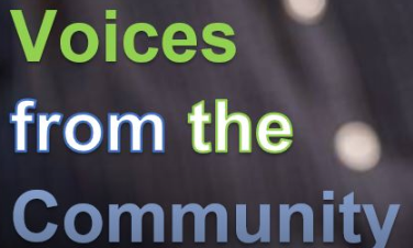 Voices from the Community logo