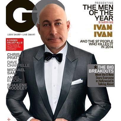 Ivan Ivan man of the year magazine cover