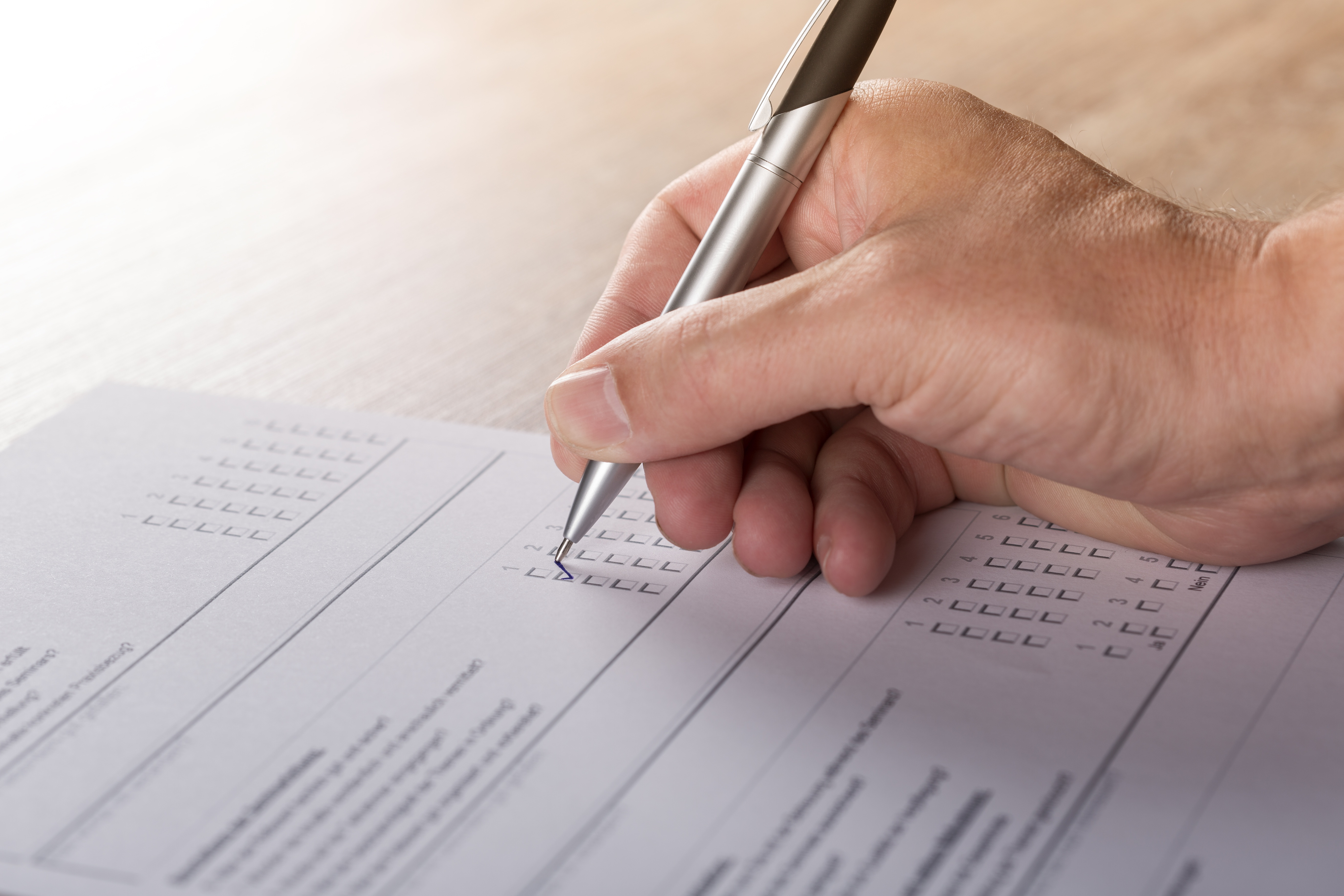 Grad Fellow Notes: How to Check If Survey Respondents Are Paying Attention