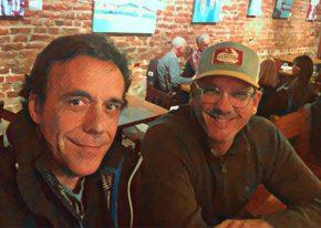 Michael Clem and Rusty Speidel