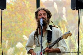 An Evening of Reggae with Greg Ward & Friends  with The Bavarian Chef food truck