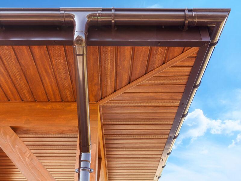 gutter contractors & exterior construction service