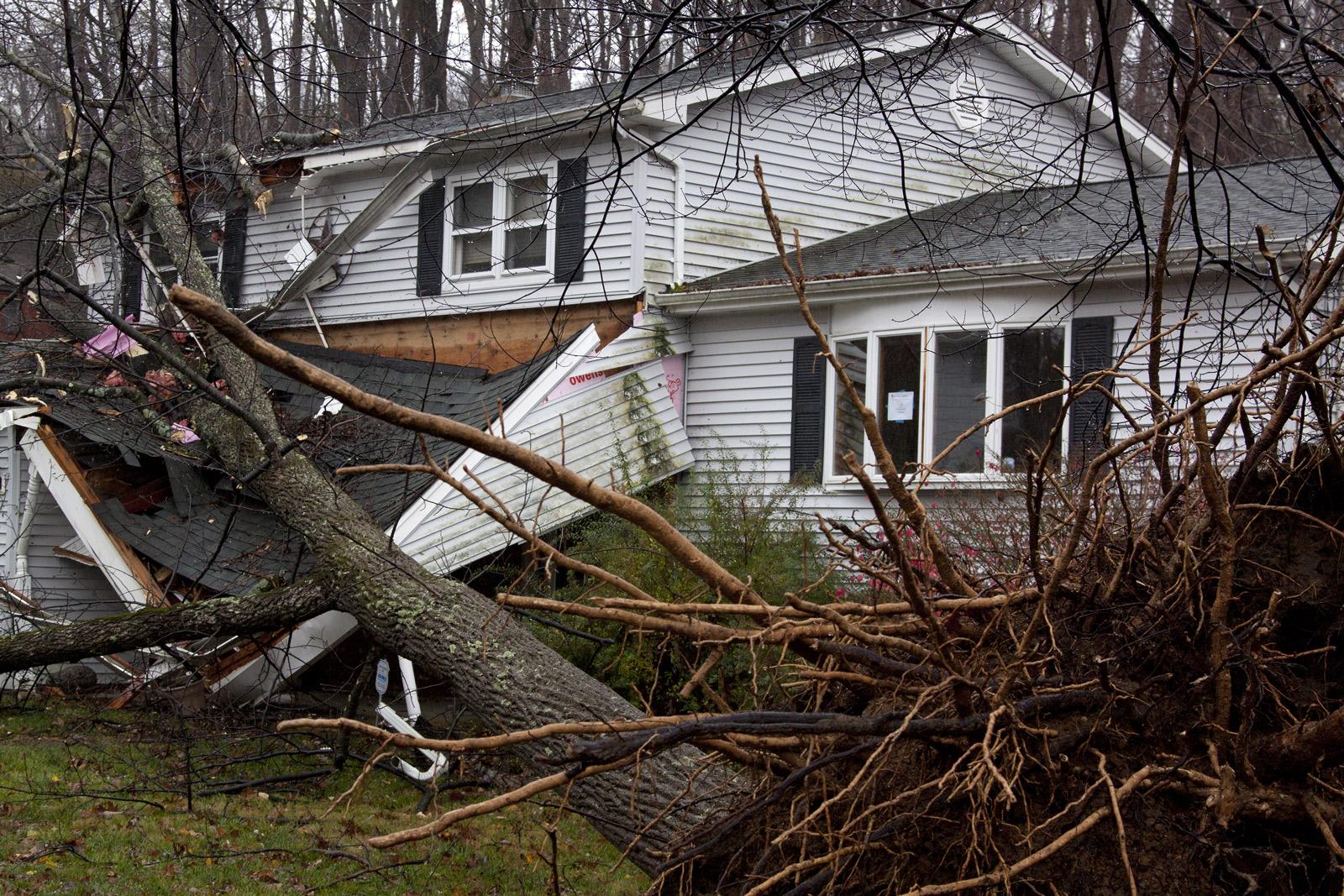 storm damage repair & roofing contractors