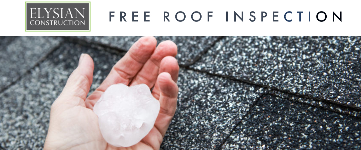 hail roofing damage
