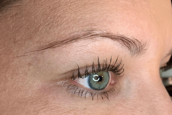 Microblading-before