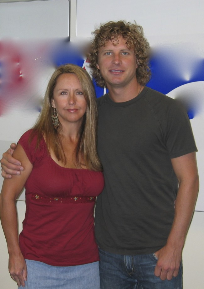 Cari Palmer & Dierks Bentley