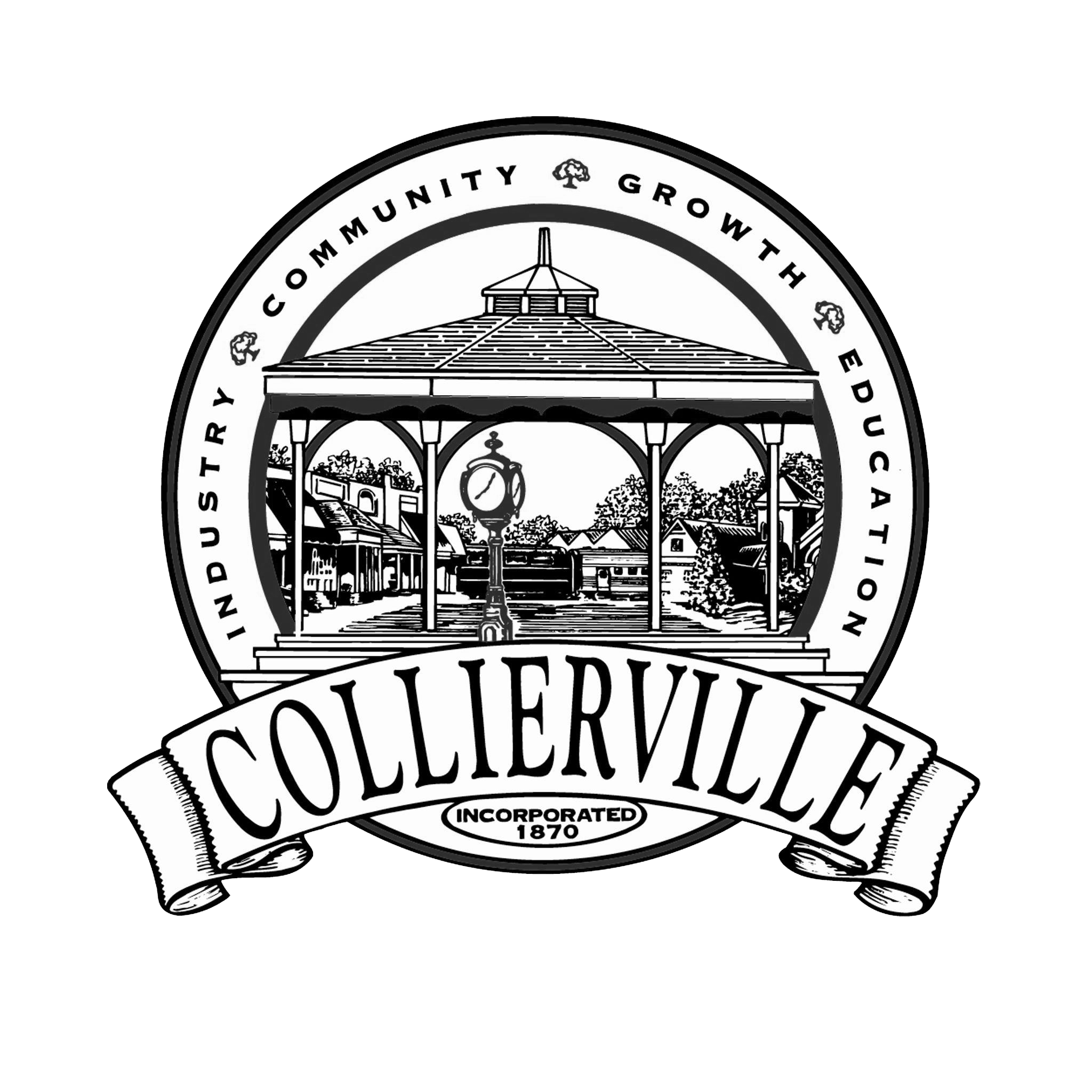 Collierville, TN Seal