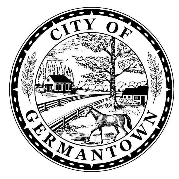 Germantown, TN Seal