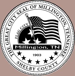 Millington, TN Seal